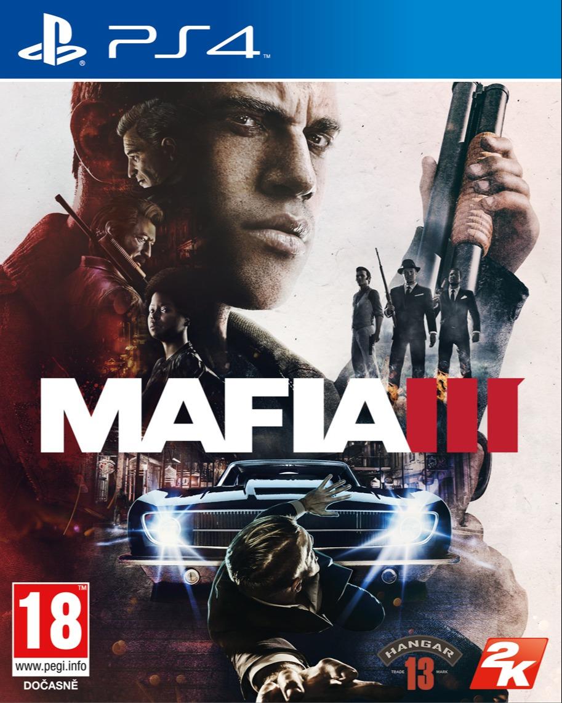 Mafia III BAZAR (PS4)