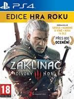 Zaklínač 3: Divoký hon - Edice Hra Roku BAZAR (PS4)