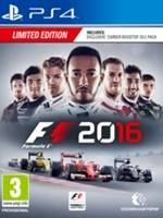 F1 2016 - Limited Edition BAZAR