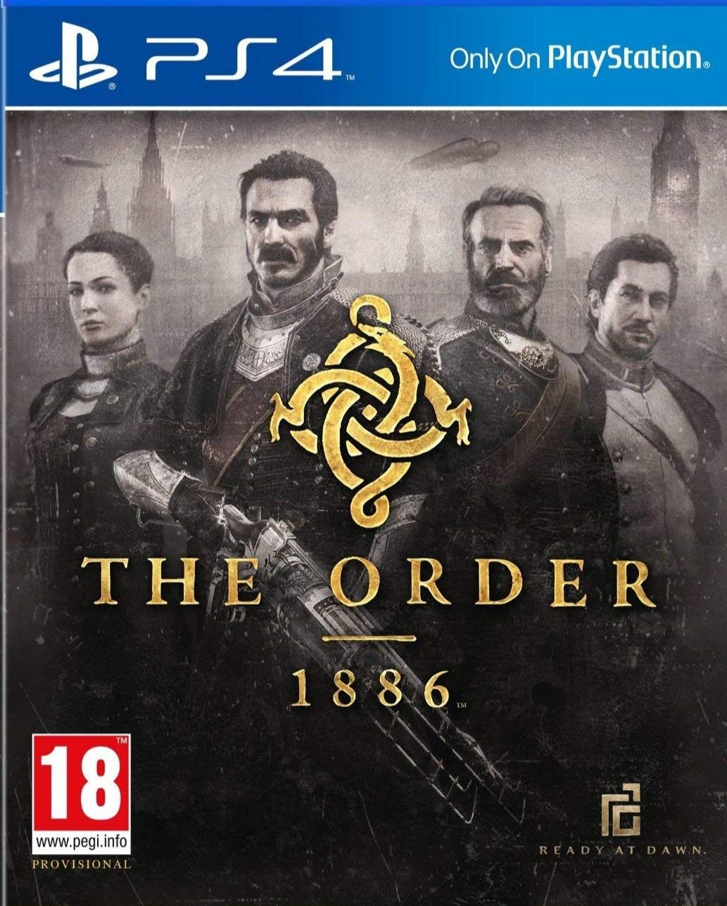 The Order: 1886 BAZAR (PS4)