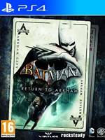 Batman: Return To Arkham BAZAR (PS4)