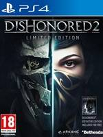 Dishonored 2 - Limited Edition BAZAR
