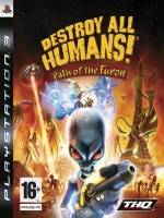 Destroy All Humans! Path of the Furon (PS3)