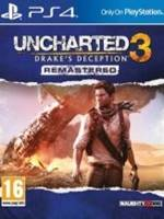 Uncharted 3: Drakes Deception Remastered (PS4) + Sběratelský steelbook zdarma