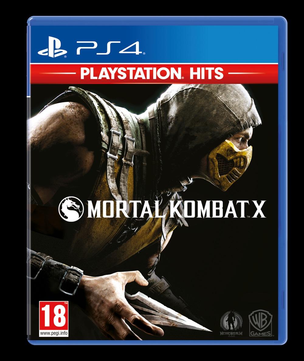 Mortal Kombat X BAZAR (PS4)