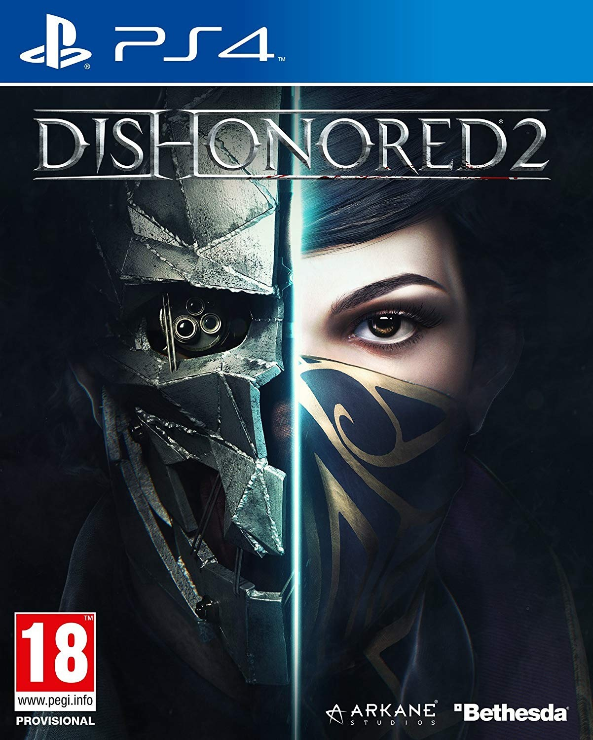 Dishonored 2 BAZAR (PS4)