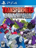 Transformers Devastation BAZAR