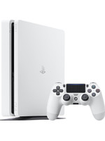 Konzole PlayStation 4 Slim 500GB - Glacier White