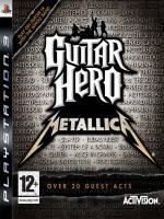 Guitar Hero: Metallica + kytara (PS3)