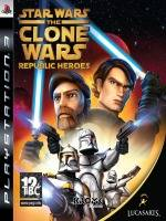 Star Wars The Clone Wars: Republic Heroes (PS3)