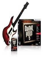 Guitar Hero 5 + kytara (PS3)