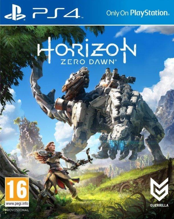 Horizon: Zero Dawn BAZAR (PS4)
