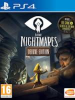 Little Nightmares - Deluxe Edition (PS4)