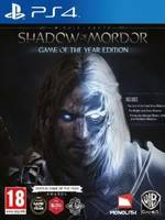 Middle-Earth: Shadow of Mordor Game of The Year Edition BAZAR