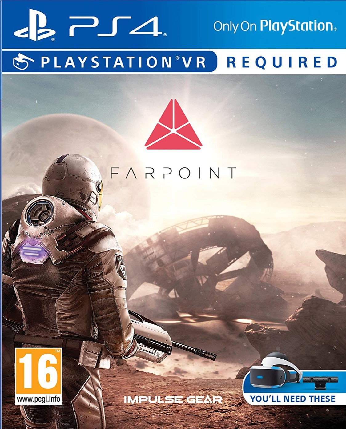 Farpoint (PS4)