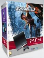 PlayStation 3 SLIM - 250 GB + Uncharted 2 (PS3)