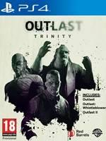 Outlast Trinity BAZAR