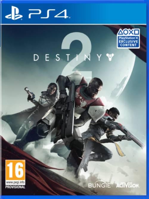 Destiny 2 BAZAR (PS4)