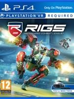 RIGS: Mechanized Combat League BAZAR