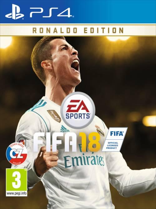 FIFA 18 - Ronaldo Edition (PS4)