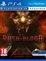 Until Dawn: Rush of Blood BAZAR