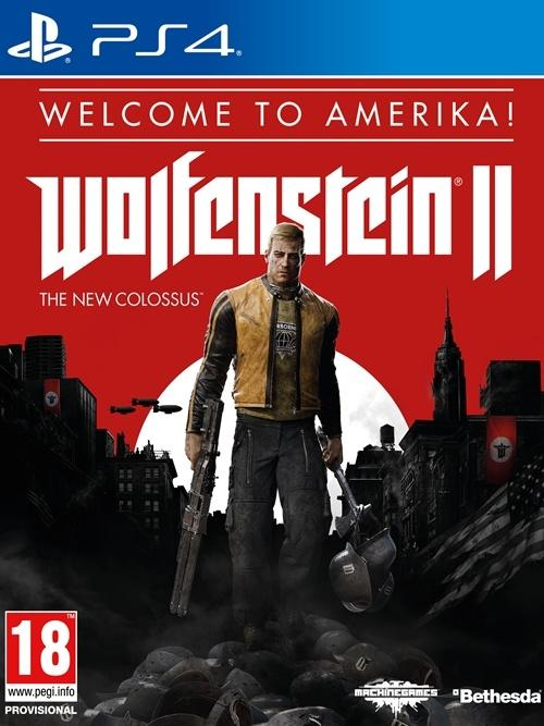 Wolfenstein II: The New Colossus - Welcome to Amerika (PS4)