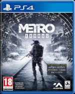 Metro: Exodus - Day 1 Edition (PS4)