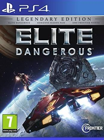 Elite Dangerous: Legendary Edition (PS4)