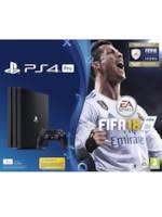 Konzole PlayStation 4 Pro 1TB + FIFA 18