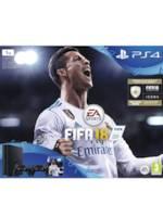 Konzole PlayStation 4 Slim 1TB + FIFA 18 + 2x ovladač