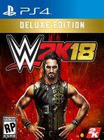 WWE 2K18 Deluxe Edition
