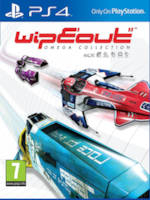 WipEout Omega Collection BAZAR