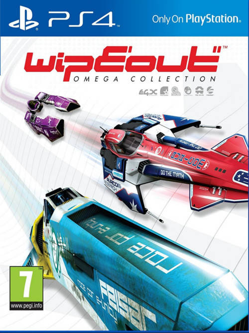 WipEout Omega Collection BAZAR (PS4)