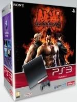 PlayStation 3 SLIM - 250 GB + Tekken 6 (PS3)