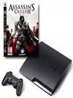 PlayStation 3 SLIM - 250 GB + Assassins Creed 2 (PS3)