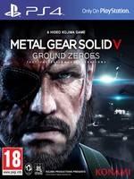 Metal Gear Solid: Ground Zeroes BAZAR