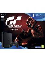 Konzole PlayStation 4 Slim 1TB + Gran Turismo Sport + Gravity Rush 2
