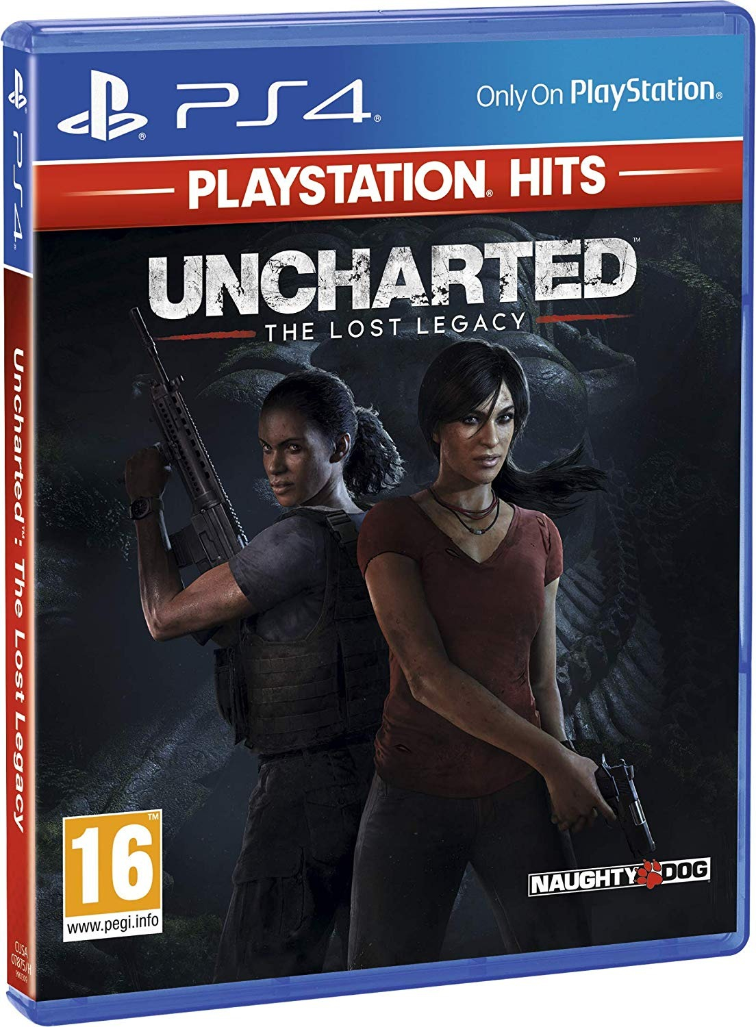 Uncharted: The Lost Legacy BAZAR (PS4)