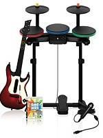 Band Hero + kytara a bubny (PS3)