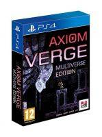 Axiom Verge - Multiverse Edition (PS4)
