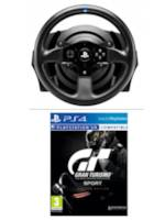 Volant s pedály Thrustmaster T300 RS GT Edice + Gran Turismo Sport