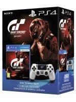 Gran Turismo Sport + DualShock 4 ovladač - Limited Edition