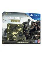 Konzole PlayStation 4 Slim 1TB Cammo + Call of Duty: WWII