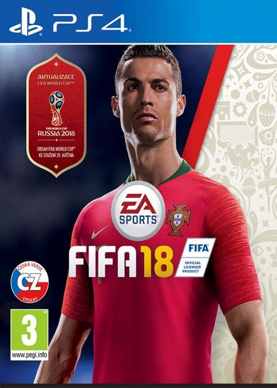 FIFA 18 BAZAR (PS4)