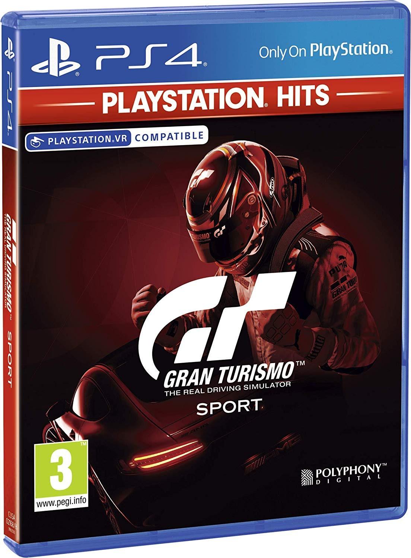 Gran Turismo Sport BAZAR (PS4)