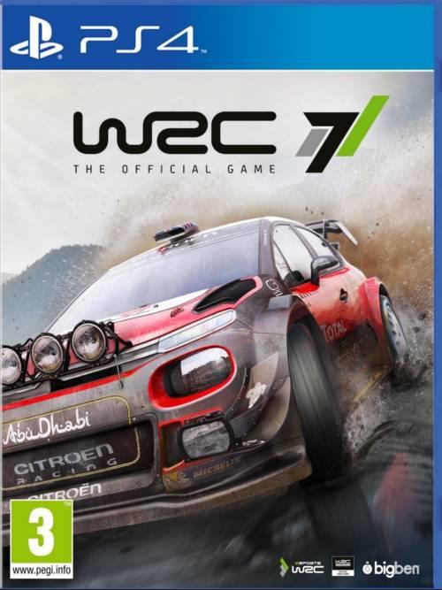 WRC 7 BAZAR (PS4)