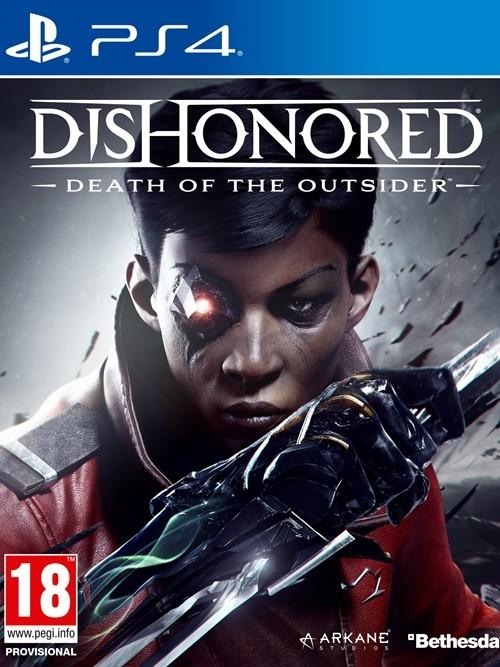 Dishonored: Death of the Outsider BAZAR (PS4)