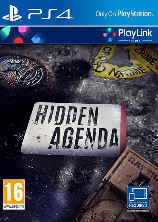 Hidden Agenda (PS4)