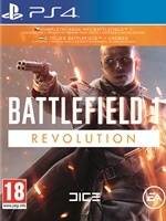 Battlefield 1: Revolution BAZAR (PS4)