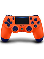 DualShock 4 ovladač - Sunset Orange V2